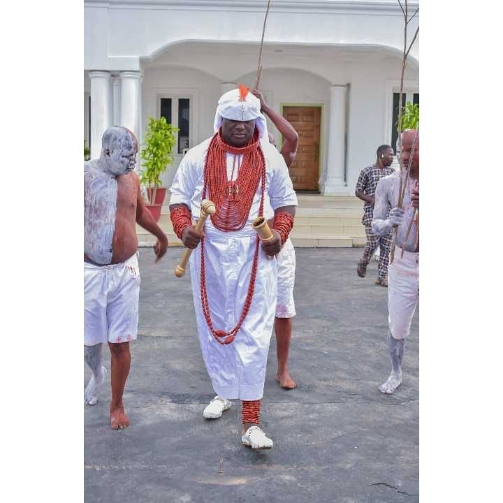 Cultural Heritage Of The Yorubas' Olojo Festival & The City Of 201 Gods