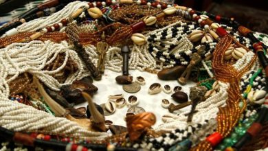 African Beads Precious Ornaments, Their Symbolism And Purpose