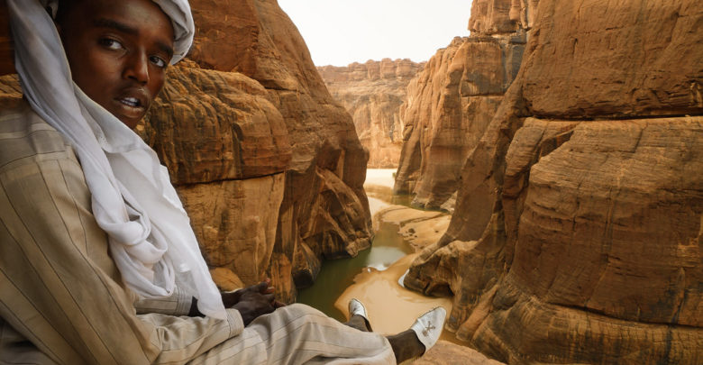 Guelta d'Archei The Hidden Treasure Of Africa Deep In The Sahara