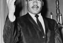 Martin Luther King Jr Civil Rights Activist & Nobel Peace Prize Laureate