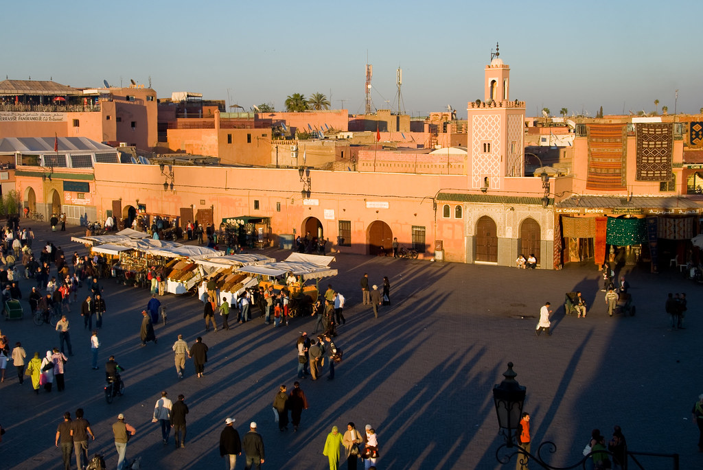 Morocco Marrakech Plus Places To Visit In Marrakech