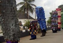 Igunnuko Masquerade: The Tallest Masquerade In The World