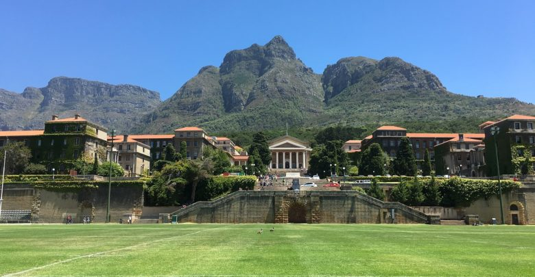 University Of Cape Town In South Africa' The Oldest University In SA