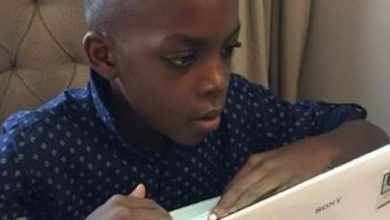 Basil Okpara 9-year-old Nigerian Tech genius, Who Developed Over 30 Games