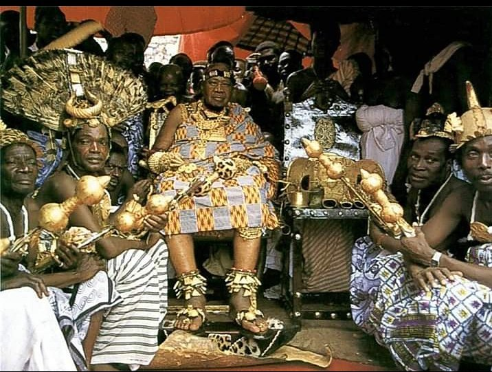 Ashanti Golden Stool And The Greatest Risk In Asante History