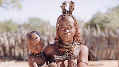 Himba People of Namibia' The Tribe That Offers Sex To Guests