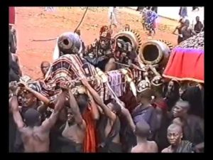 Asante Nation under OTUMFOƆ OPOKU WARE l (1720 - 1750)