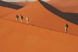 The World's Oldest Desert' Namib Desert in Namibia