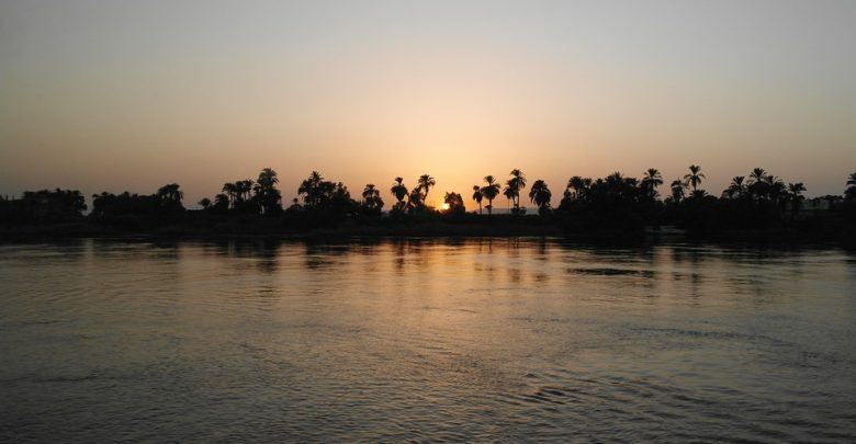 River Nile in Egypt' The Longest River In The World