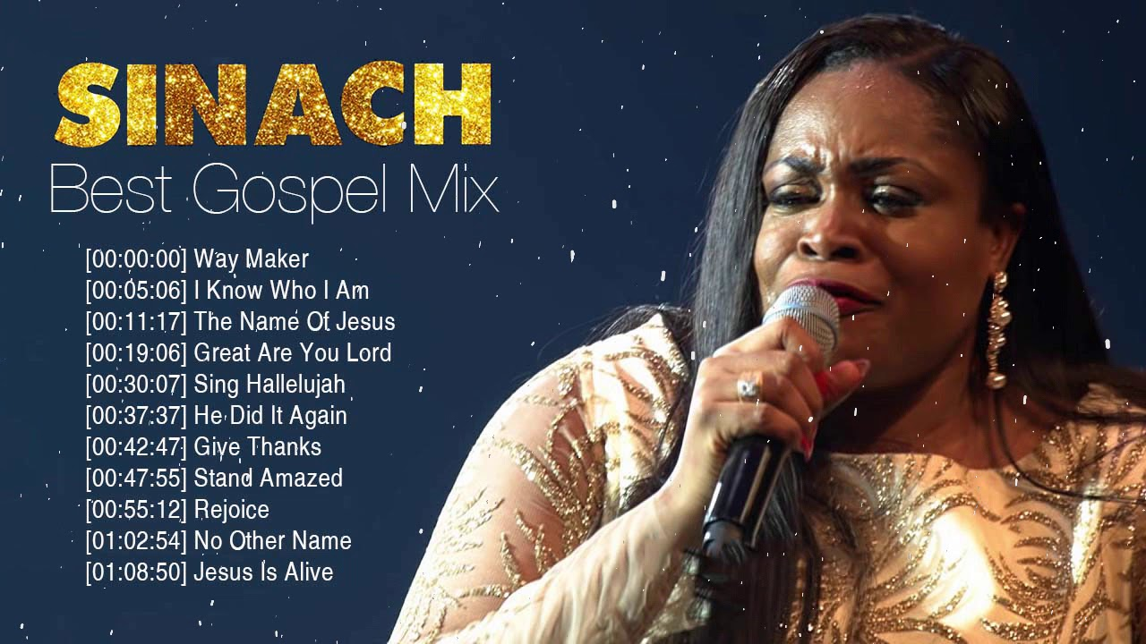 Sinach Waymaker No. 1 on the Billboard Christian Songwriters Charts