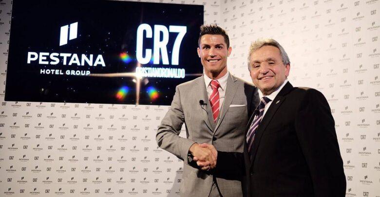 Cristiano Ronaldo: CR7 Hotel Pestana In Marrakech Morocco