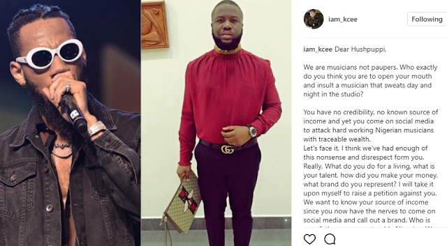 How Raymond Hushpuppi Rise To Fame Started With Davido