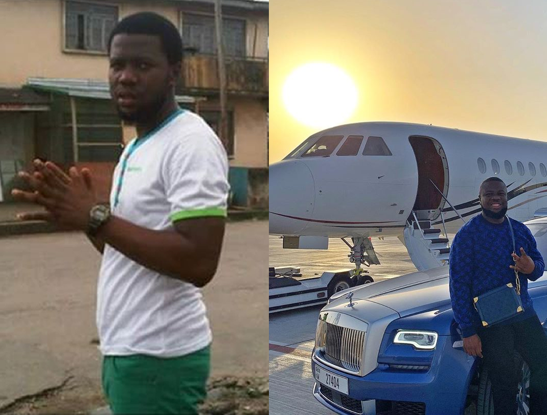 Raymond Hushpuppi' How It All Started From The Streets Of Lagos Nigeria