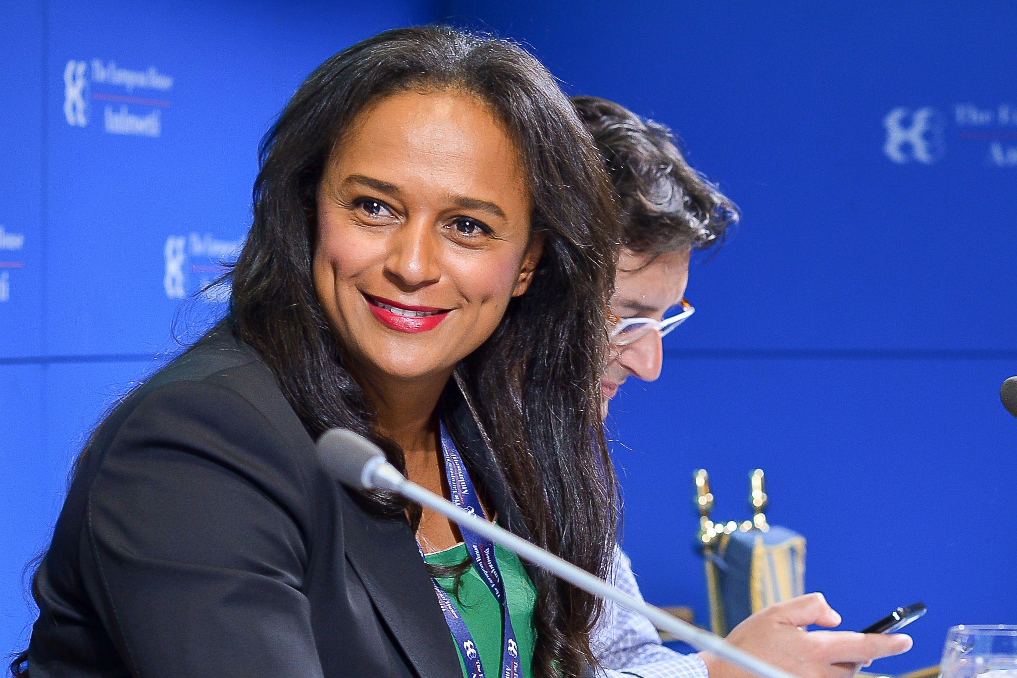 Isabel dos Santos' Africa's Richest Woman - Africa Facts Zone