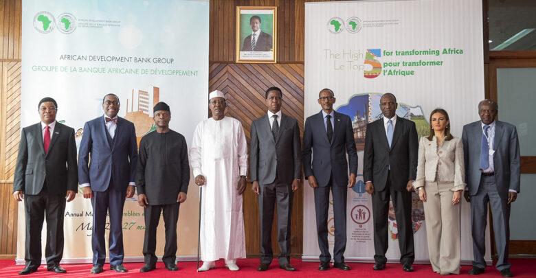 African Development Bank 2020 Annual Meeting held in Abidjan, Ivory Coast
