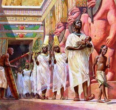 The Kingdom of Kush' The African Superpower & Its Influence - Africa Facts Zone