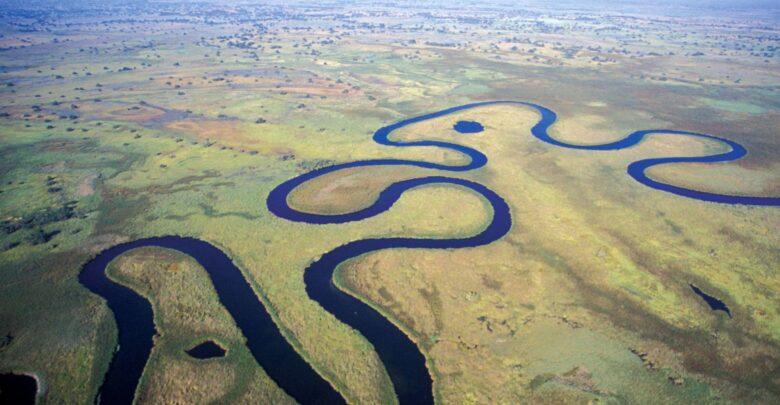 Okavango Delta in Botswana' The 7th Wonder of Africa