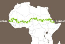 The Great Green Wall Of Africa - The Largest Living Struture in the World