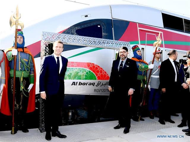 The First High Speed Rail in Africa' Al-Boraq Morocco - Africa Facts Zone