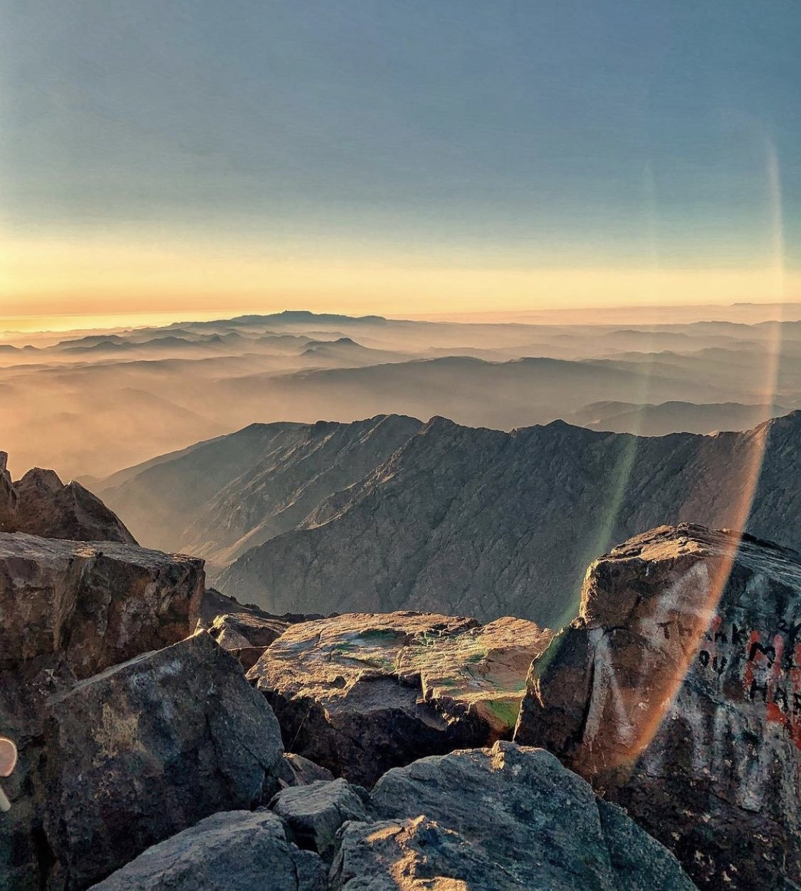 Mount Toubkal' the Highest Peak in Morocco & the Tallest Mountain in North Africa