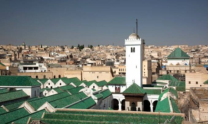 The Oldest University in the World, University of Al-Karaouine, Fez, Morocco