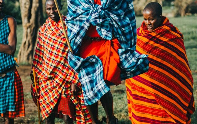 The Maasai Tribe in Kenya' History, Culture and Clothings
