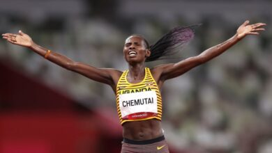 Peruth Chemutai' The First Ugandan Woman to win an Olympic Medal