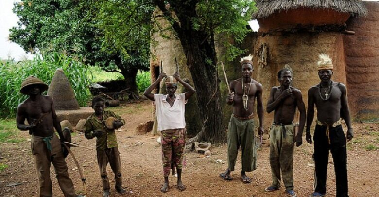 Somba tribe of Benin Republic and Togo were experts in Penis Enlargement